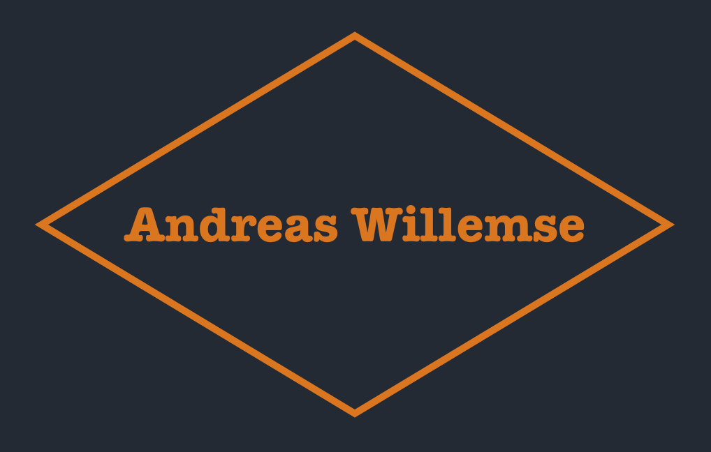 Andreas Willemse Logo